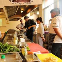 【海外名师大讲堂】帅气的乌克兰名厨来授课了!