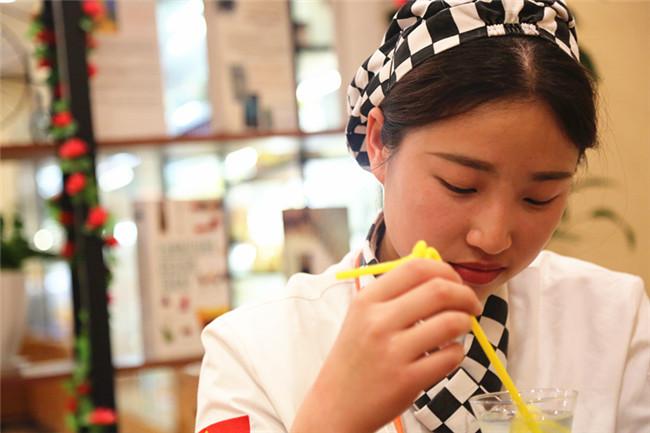 【新生故事】叶欢:来自幼儿师范的转校生