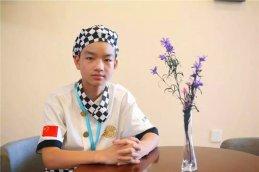 【新生故事】崔海碧:厨师老爸为何推荐14岁儿子来这里