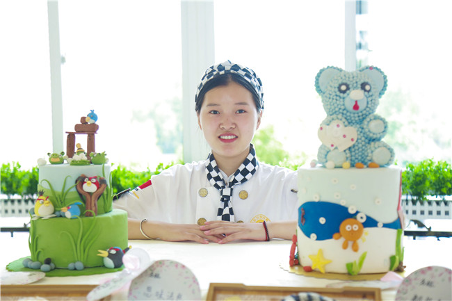 【新生故事】薛飞燕:独立有想法,做自己的女王!