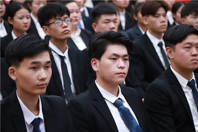 上海粮品餐饮管理有限公司前来我校专场招聘!