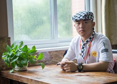 <b>【新生故事】王涛:从中餐到西点,忠于内心,只为圆自己的西点梦</b>